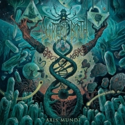 DECREPIT BIRTH - Gatefold 12'' 2LP - Axis Mundi (Blue Vinyl)