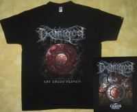 DEMIGOD - Let Chaos Prevail - T-Shirt Größe XL