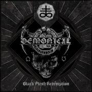 DEMONICAL - Digipak CD -  Black Flesh Redemption