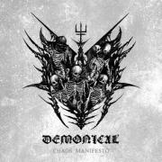 DEMONICAL - Digipak CD -  Chaos Manifesto