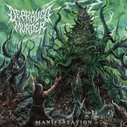 DEPRAVED MURDER - CD - Manifestation