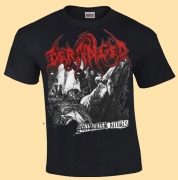 DERANGED - Postmortem Rituals - T-Shirt