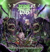 DEVOUR THE FETUS - CD - Traumatic Birth Delights