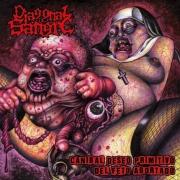 DIAGONAL DEL SANGRE (Paraguay) - CD - Canibal Deseo Primitivo Del Feto Abortado