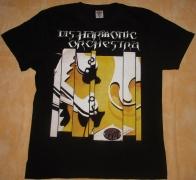 DISHARMONIC ORCHESTRA - Pleasuredome - T-Shirt Size L
