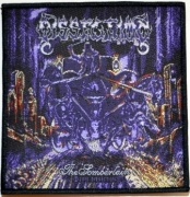 DISSECTION - The Somberlain - woven patch