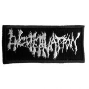 ENCOFFINATION  - embroidered Logo Patch