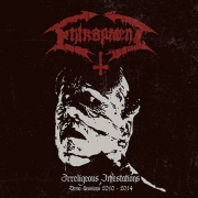 ENTRAPMENT - CD - Irreligious Infestations Demo Sessions 2010-2014