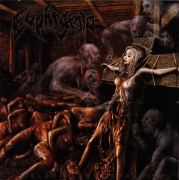 EUPHEGENIA - CD - Telexistent Depravity
