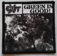 EXIT 13 - Green is good - printed Patch