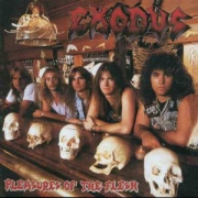EXODUS - CD - Pleasures Of The Flesh
