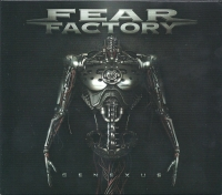FEAR FACTORY - Digipak CD - Genexus