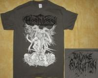 FLESHLESS - Divine Ruination - grey T-Shirt