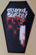 GENERAL SURGERY - Coffin - printed Patch