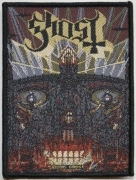 GHOST - Meliora - woven Patch