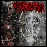 GONKULATOR - 10'' EP - Reborn Through Evil