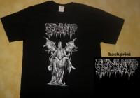 GRAVEYARD GHOUL - Funerary Priest - T-Shirt