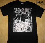 GRAVEYARD GHOUL - The Graveyard Brood - T-Shirt