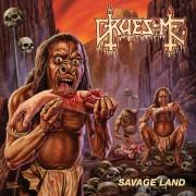 GRUESOME -CD- Savage Land