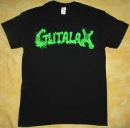 GUTALAX - Green Logo - T-Shirt Größe XL