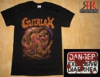 GUTALAX - Poop - T-Shirt Größe XL