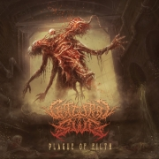 GUTTURAL SLUG - CD - Plague of Filth