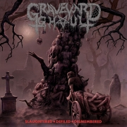 "GRAVEYARD GHOUL - 12"" LP - Slaughtered, Defiled, Dismembered"