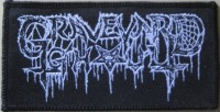 GRAVEYARD GHOUL - Logo - Woven Patch