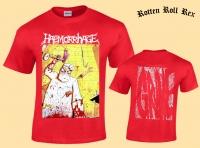 HAEMORRHAGE - Grume - RED T-Shirt