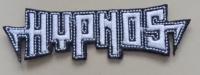 HYPNOS - cutted Logo - embroidered Patch