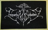 IMPERIUM DEKADENZ - Logo - Embroidered Patch
