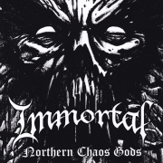 "IMMORTAL - 7"" EP - Northern Chaos Gods"