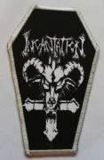 INCANTATION - Coffin - printed Ptach