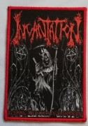 INCANTATION - Reaping The Souls Of Blasphemy - printed Patch
