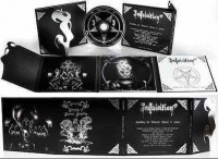 INQUISITION - Digipak CD - Invoking the Majestic Throne of Satan