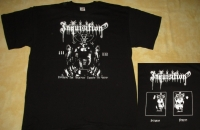 INQUISITION - Invoking the Majestic T-Shirt - size XL