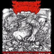 JACKHAMMER SPHINCTER REMOVAL - CDr - Pungent Necromorphic Necrophilia With Festering Human Mutilation (in Slimcase)