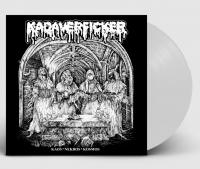 KADAVERFICKER - 12'' LP - Kaos Nekros Kosmos (white Vinyl)