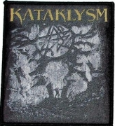 KATAKLYSM  - Woven Patch