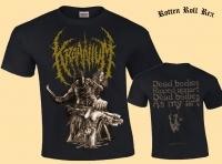 KRAANIUM - Dead Bodys Ripped Appart - T-Shirt Größe L