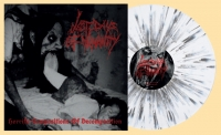 LAST DAYS OF HUMANITY -12'' LP - Horrific Compositions of Decomposition (White Marbled Vinyl)