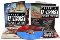 LAST DAYS OF HUMANITY - Gatefold 12'' LP  Hymns of Indigestible Suppuration (+ Poster, red/blue split Vinyl)