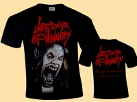 LAST DAYS OF HUMANITY - Souleater - T-Shirt (releasedate 1st march 2021)