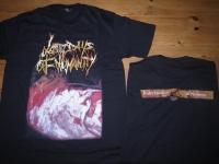 LAST DAYS OF HUMANITY - Putrefaction.... 1 - T-Shirt Size L