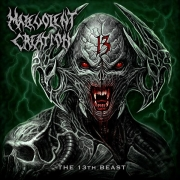 MALEVOLENT CREATION - CD - The 13th Beast