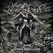 MASACRE - CD - Brutal Aggre666ion