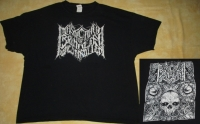 MASTICATION OF BRUTALITY UNCONTROLLED - Logo - T-Shirt - size XXL (2nd Hand)