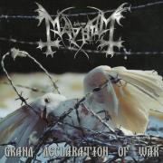 MAYHEM - Digibook 2 CD - Grand Declaration Of War