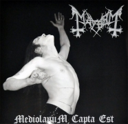 MAYHEM - Gatefold 12'' 2LP - Mediolanum Capta Est