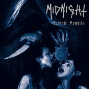 "MIDNIGHT - 12"" LP- Satanic Royalty (black Vinyl)"